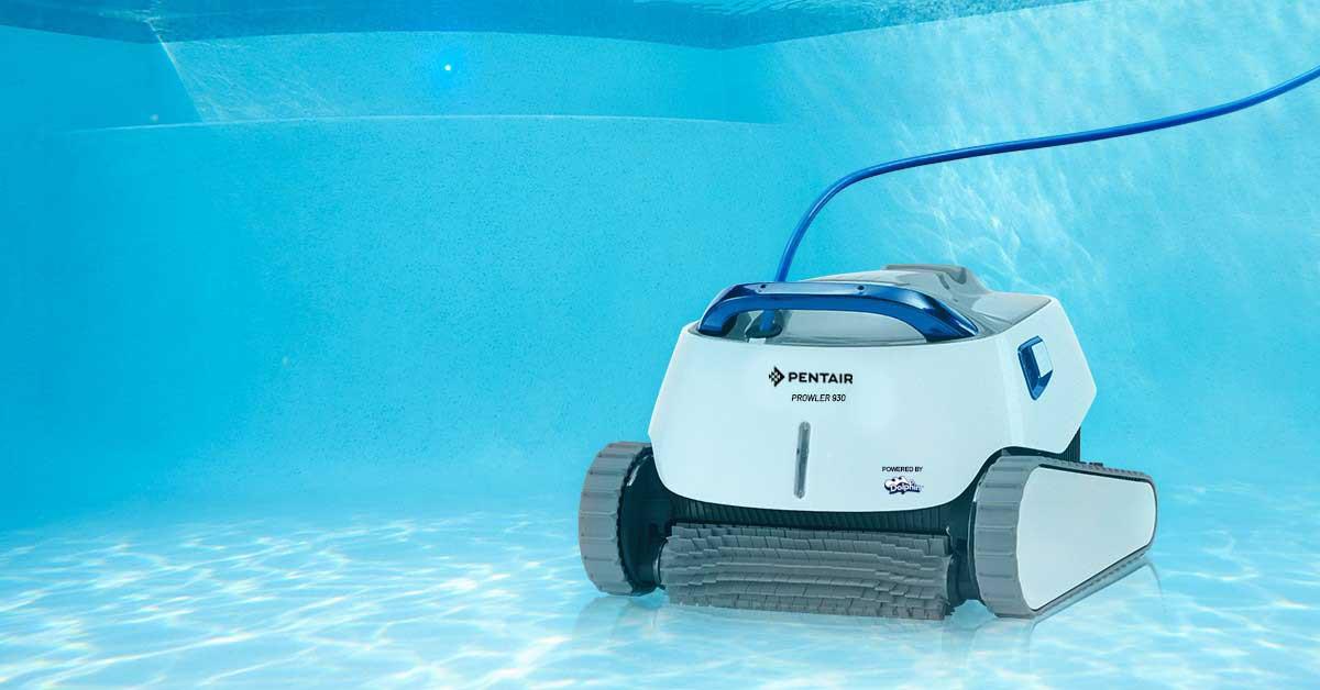 robotski sesalec za bazen